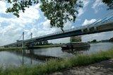 宁布尔克拉贝河上的斜拉桥